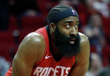 James Harden is mired in a seven-game shooting slump but Rockets coach Mike D'Antoni isn't worried about it extending much longer.