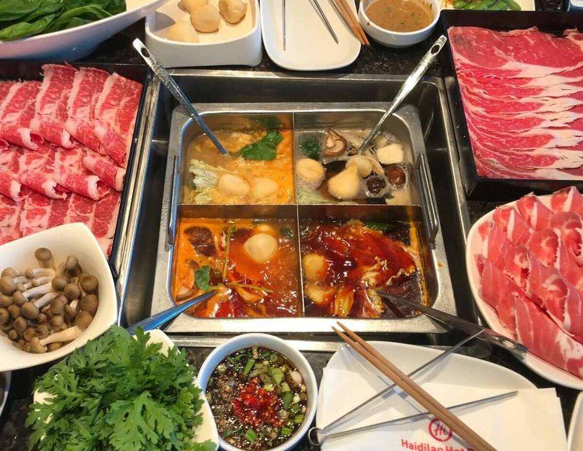 Hot pot's interactive dining experience is meant to be communal, so get simmering, dipping, and dunking with your friends this Lunar New Year.