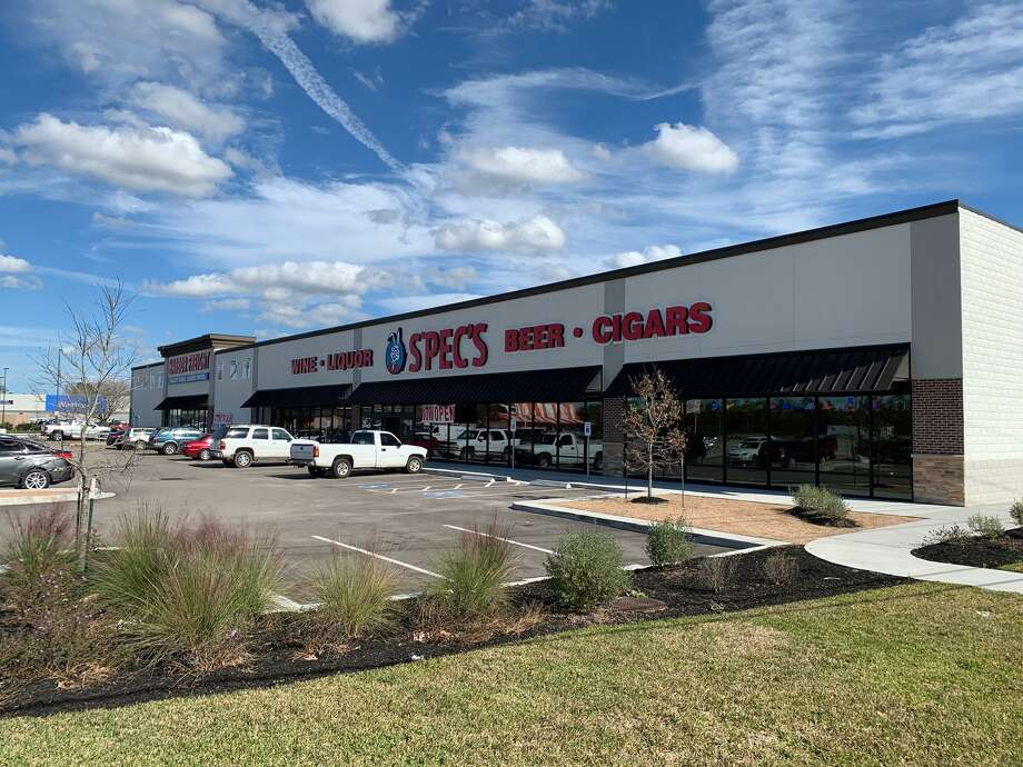 Spec's Wines, Spirits & Finer Foods has a new store at FM 1314 and U.S. 59 in Porter. Photo: Shop Cos.