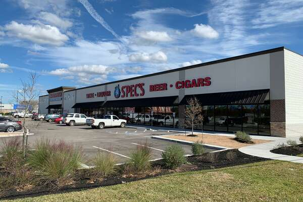 Spec's Wines, Spirits & Finer Foods has a new store at FM 1314 and U.S. 59 in Porter.