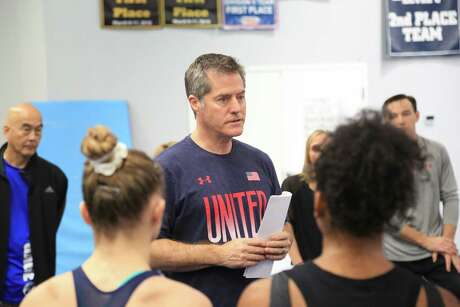 Tom Forster is in his third year as the high-performance director for the USA Gymnastics women's program.