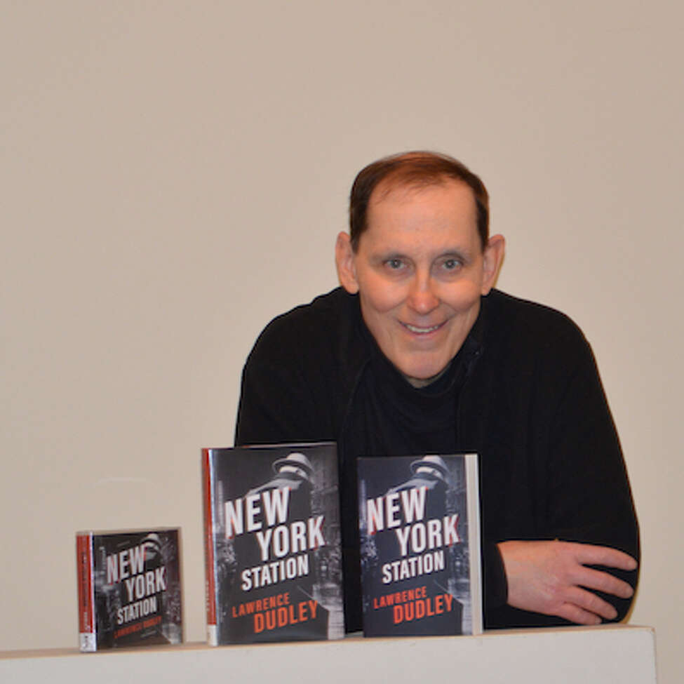 Author Lawrence Dudley