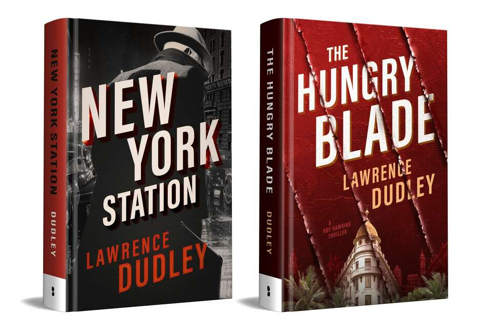 Lawrence Dudley books center on agent Roy Hawkins.
