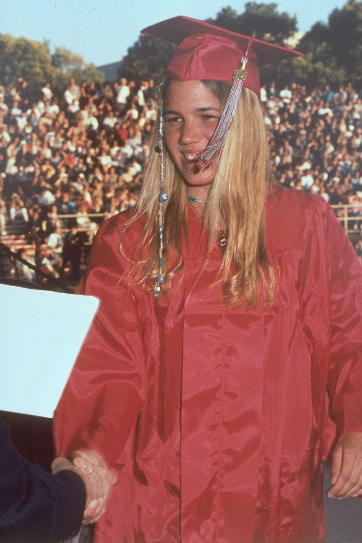 Kristin Smart went missing on May 25, 1996 while attending California Polytechnic State University, San Luis Obispo and has not been heard from since. (Photo by Axel Koester/Sygma via Getty Images)