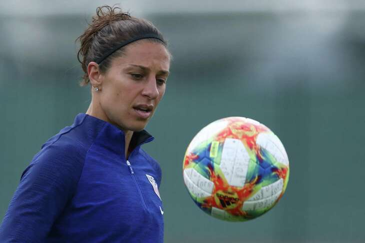World Cup contributor Carli Lloyd is back for the U.S. Women's National Team as it aims to qualify for the 2020 Olympics.