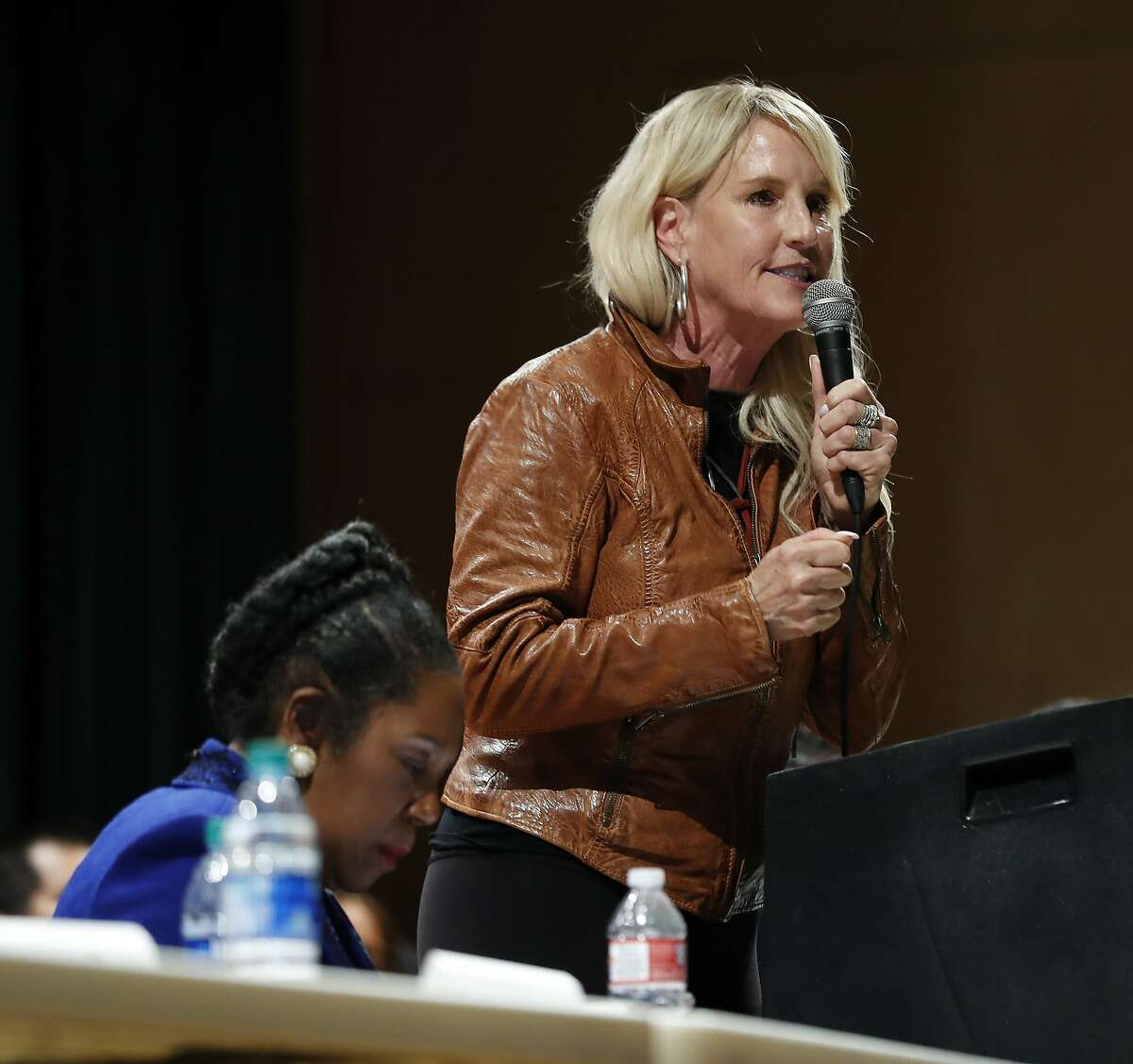 Environmental expert and advocate Erin Brockovich shared news out of San Antonio.