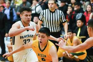 LJ Herrera scored 17 points as Nixon defeated United South Tuesday.