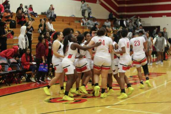 Westfield beat Spring 55-41 in District 16-6A, Jan. 21, at Westfield High School.