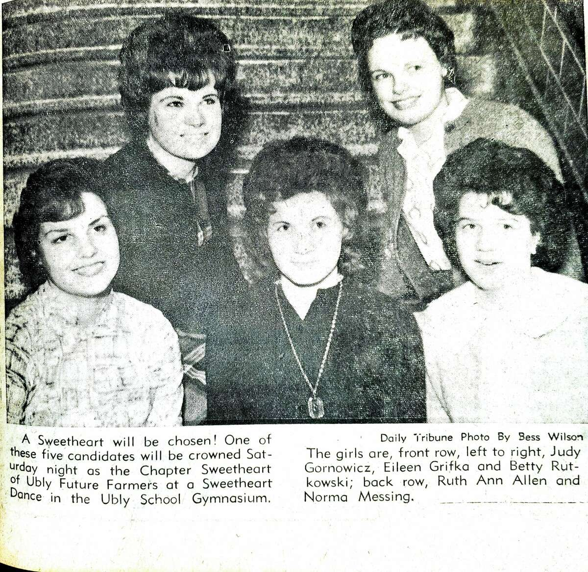 For this week's Tribune Throwback we take a look in the archives from January 1963.