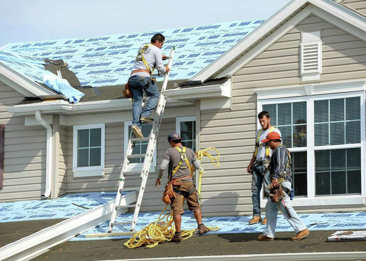 #50. Roofers - Divorce rate: 20.1% (48.4% lower than national rate)- Separation rate: 5.7%- Job employment: 128,680- Mean annual salary: $43,870 (15.6% lower than national rate) This slideshow was first published on theStacker.com