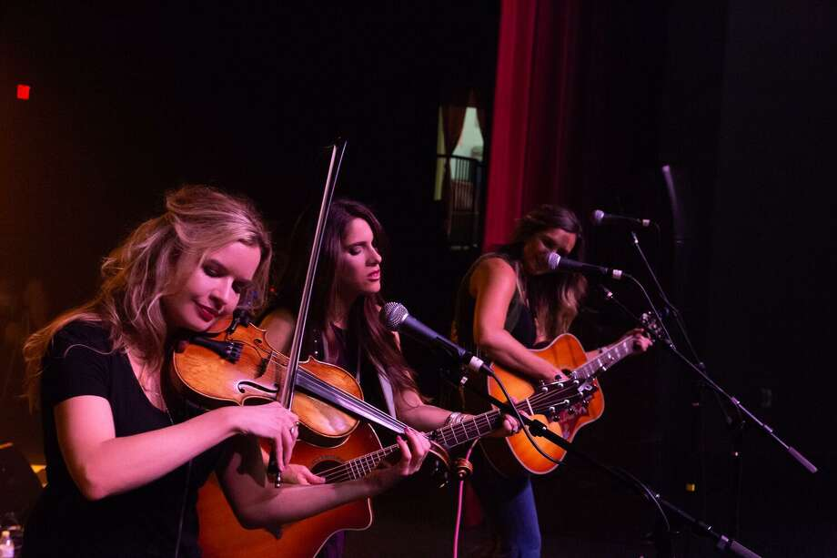 Farewell Angelina will perform at Lutcher Theater on Jan. 25. Photo: Courtesy Photo