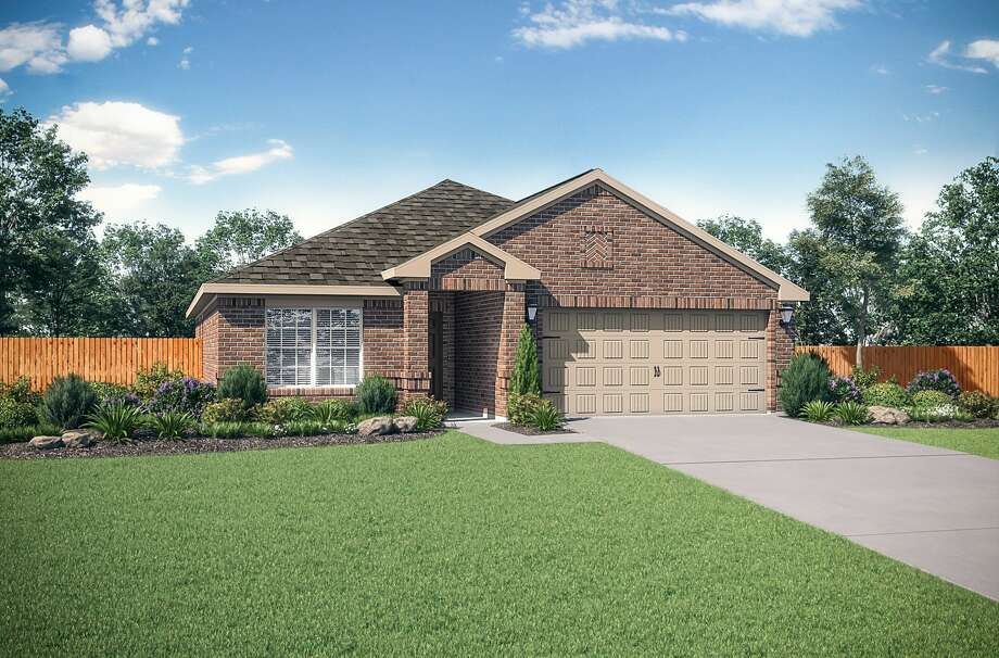 LGI Homes is offering move-in ready homes for sale in its new Vacek Country Meadows community in Fort Bend County. NEXT: The most expensive homes sold in Houston in January 2020 Photo: LGI Homes