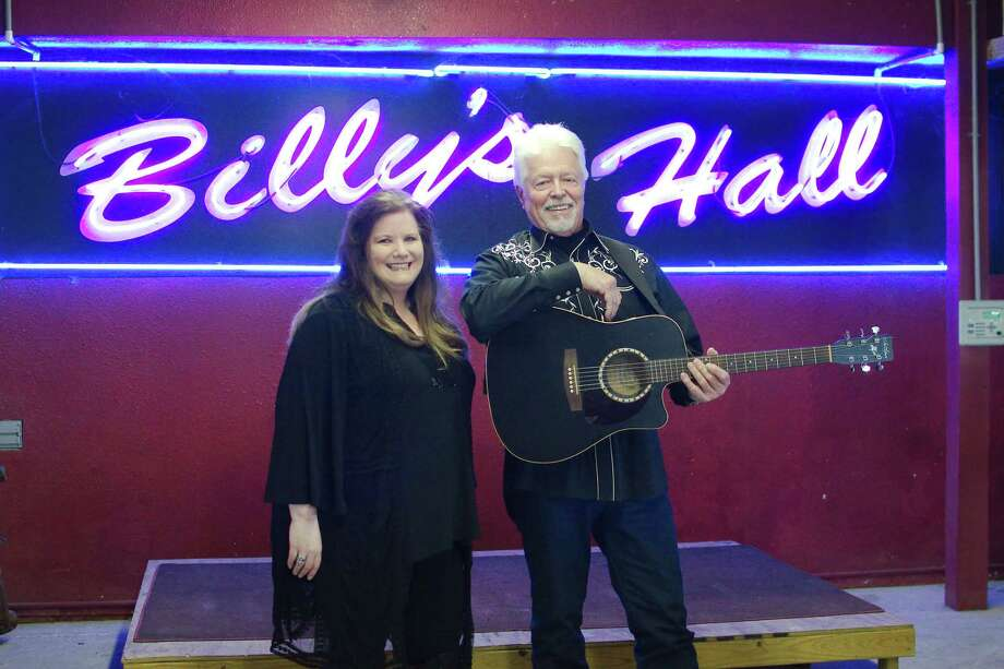 Tony Booth and Shalane Colston will perform at Booth's birthday bash at 7:30 p.m. Feb. 1 at Billy's Hall, 4070 Wells Drive in Pearland. Photo: Kirk Sides / Staff Photographer / © 2020 Kirk Sides / Houston Chronicle