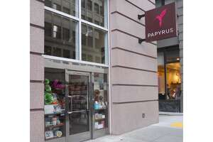 The Papyrus on New Montgomery St. in San Francisco.
