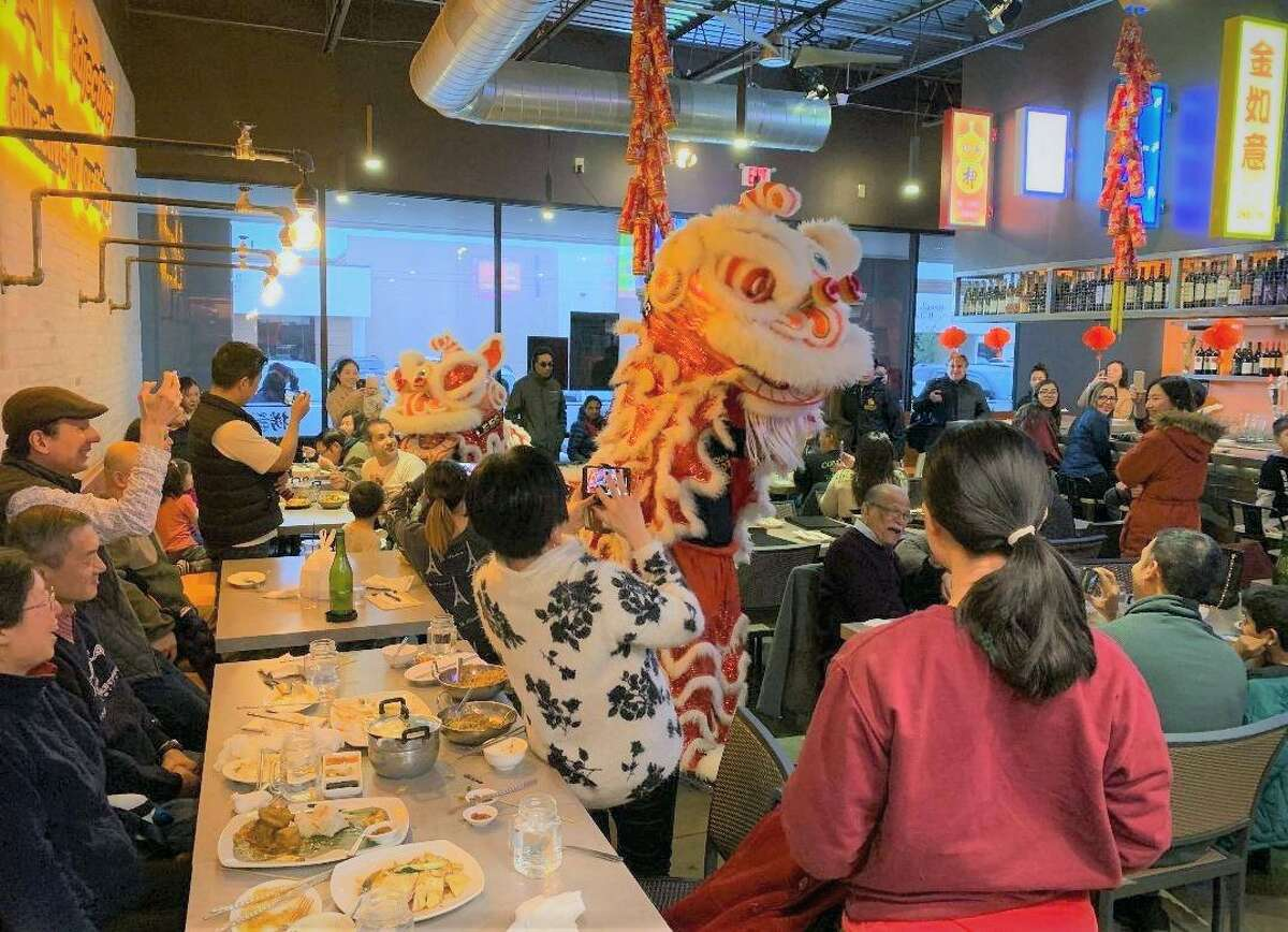 Phat EateryWhere: 23119 Colonial Pkwy., Katy When: Saturday, Jan. 25 and Sunday, Jan. 26; Performances at 11 a.m. and 5 p.m. Tickets: Free entry Details: Enjoy a Chinese New Year pre-fixe menu and performances by the Lion Dance, Lee's Golden Dragon Lion and Dragon Dance Association.
