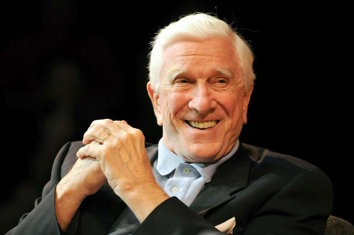 Leslie Nielsen One of the most pivotal actors in the establishment of the parody comedy genre, Leslie Nielsen's signature deadpan helped carry everything from the