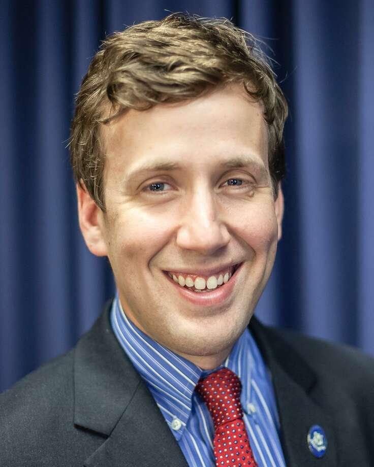 State Sen. Matt Lesser, D-Middletown Photo: Courtesy Senate Democrats