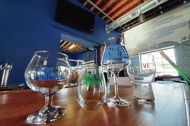 Five Shores Brewing Company will be opening the doors to its brew pub on Friday in Beulah. (Courtesy photo)