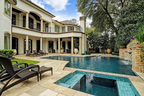 5. 2320 River Oaks Boulevard, HoustonHouse sold: $6.8 million - $7.8 million7 bed | 7 full & 5 half bath | 11,298 sq. ft. 5. 2320 River Oaks Boulevard, HoustonHouse sold: $6.8 million - $7.8 million7 bed | 7 full & 5 half bath | 11,298 sq. ft.