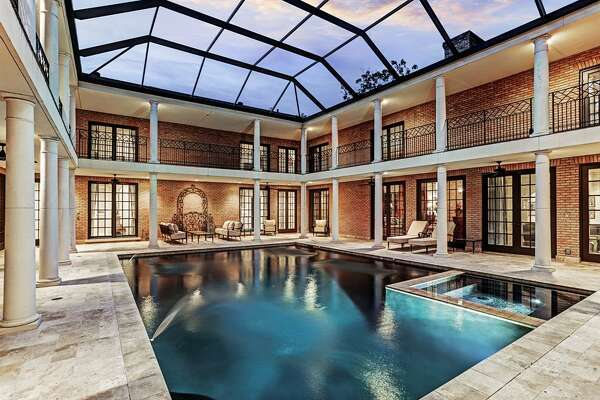6. 3195 Inwood Drive, HoustonHouse sold: $5.9 million - $6.8 million 6 bed | 6 full & 2 half bath | 15,182 sq. ft.