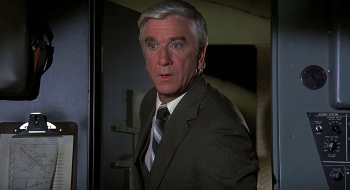 Leslie Nielsen Leslie Nielsen embodies the spirit of