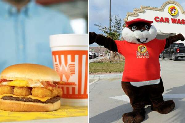 MATCHUP: Whataburger Vs. Buc-ee's WINNER:...