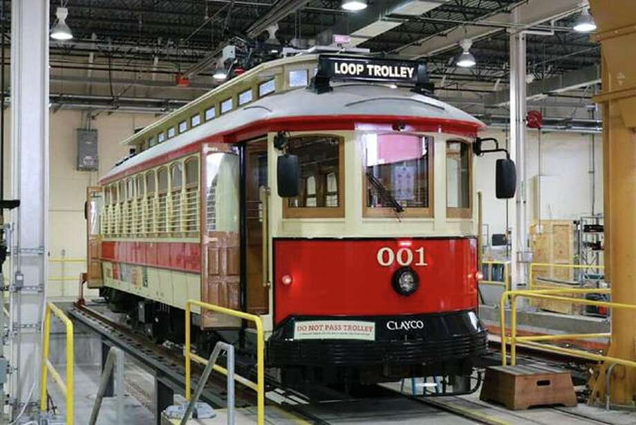 Photo: Delmar Loop Trolley On Facebook