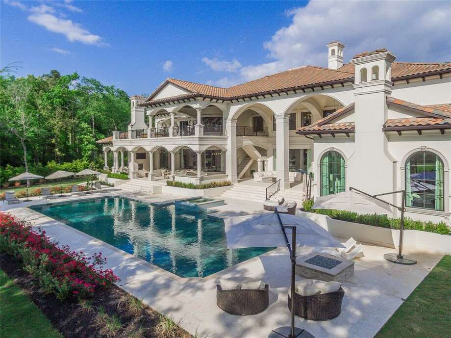 10. 93 W Grand Regency Circle, The Woodlands House sold: $5 million - $5.9 million9 bed | 10 full & 4 half bath | 18,717 sq. ft. Photo: Houston Association Of Realtors