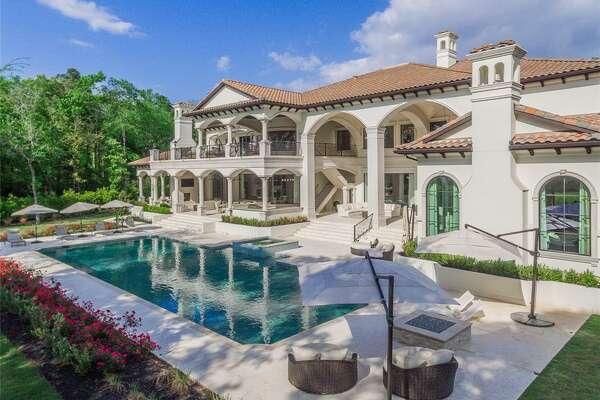 10. 93 W Grand Regency Circle, The WoodlandsHouse sold: $5 million - $5.9 million9 bed | 10 full & 4 half bath | 18,717 sq. ft.