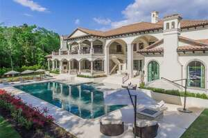 10. 93 W Grand Regency Circle, The Woodlands   House sold: $5 million - $5.9 million 9 bed | 10 full & 4 half bath | 18,717 sq. ft.