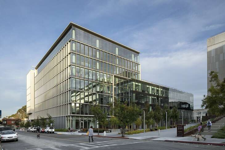 Microsoft has opened an office in Berkeley at a new building owned by UC Berkeley.