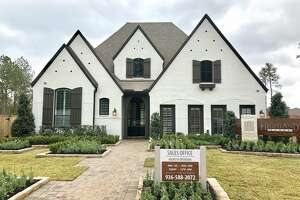 Highland Homes opened model homes in The Crest, a new neighborhood on the north side of Woodforest.