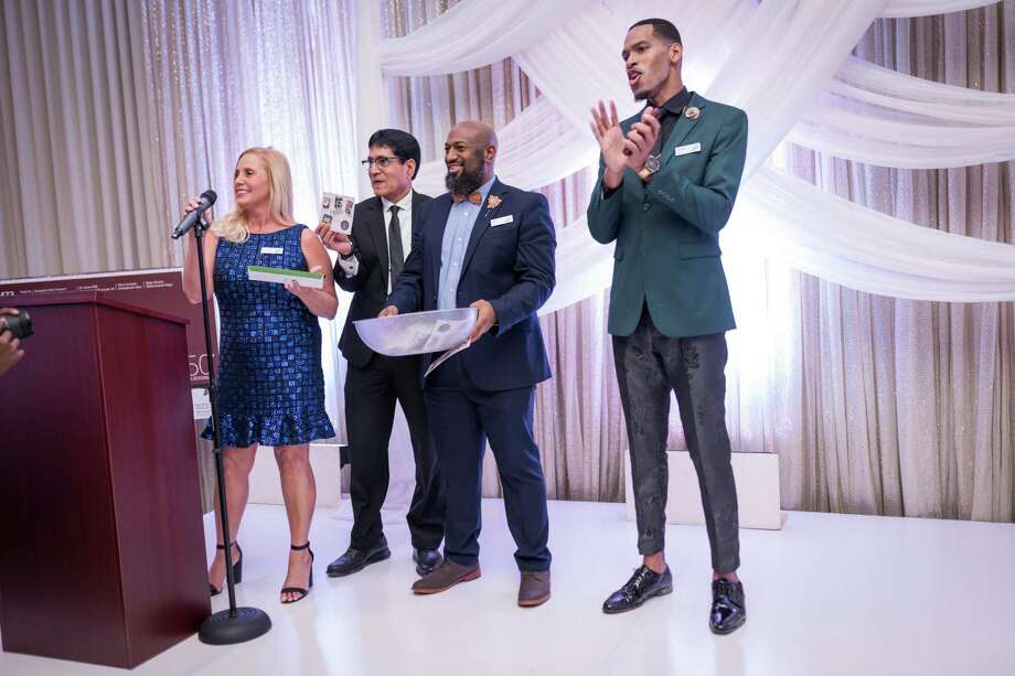 Holiday Inn & Suites Hotel and Conference Center, which opened in Willowbrook in early 2019, held a 'grand opening' event Jan. 21, 2020 to celebrate the hotel's community presence. Photo: Courtesy OfZeeJay Productions
