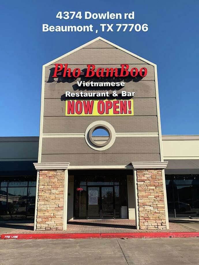 Pho Bamboo, a newVietnamese restaurant and bar at4374 Dowlen Road opened in late December. Photo: Courtesy Of Pho BamBoo