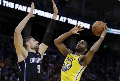 Warriors' Alec Burks continues to boost his value as potential trade chip