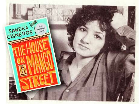 """Sandra Cisneros in a photo from the 1980s, the period when she was writing """"The House on Mango Street."""""""
