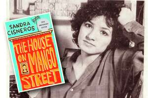 "Sandra Cisneros in a photo from the 1980s, the period when she was writing ""The House on Mango Street."""