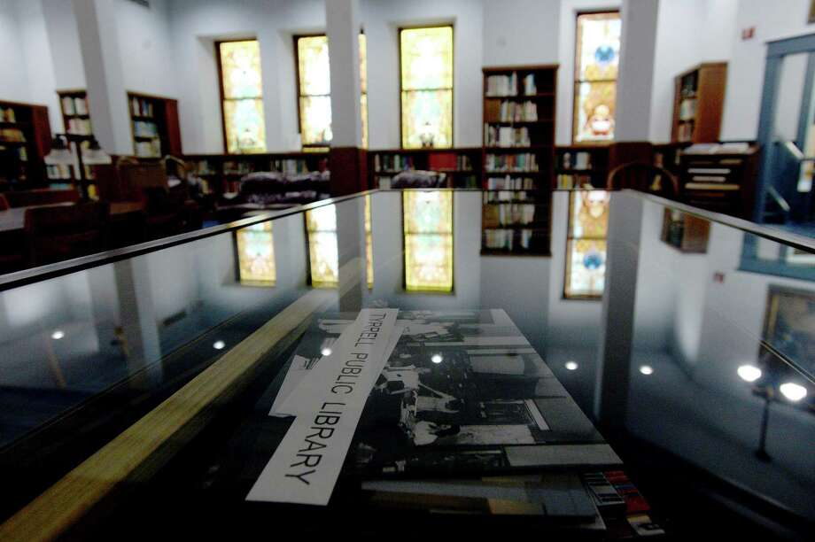 Tyrrell Historical Library will have a grand re-opening Wednesday, Jan. 22 4 - 6 p.m. to officially open to the public after being closed for repairs since Tropical Storm Harvey in 2017. Photo taken Wednesday, Jan. 15, 2020 Kim Brent/The Enterprise Photo: Kim Brent / Kim Brent/The Enterprise / BEN