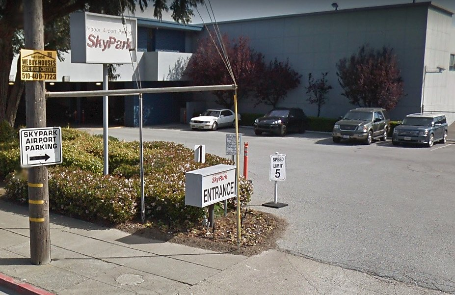 SkyPark, troubled private parking facility near SFO, to close Jan. 31