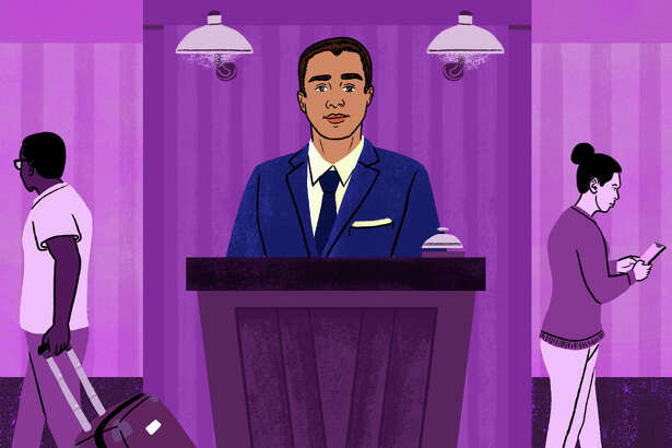 Chatting with the concierge may be the key to having a better experience in a city.
