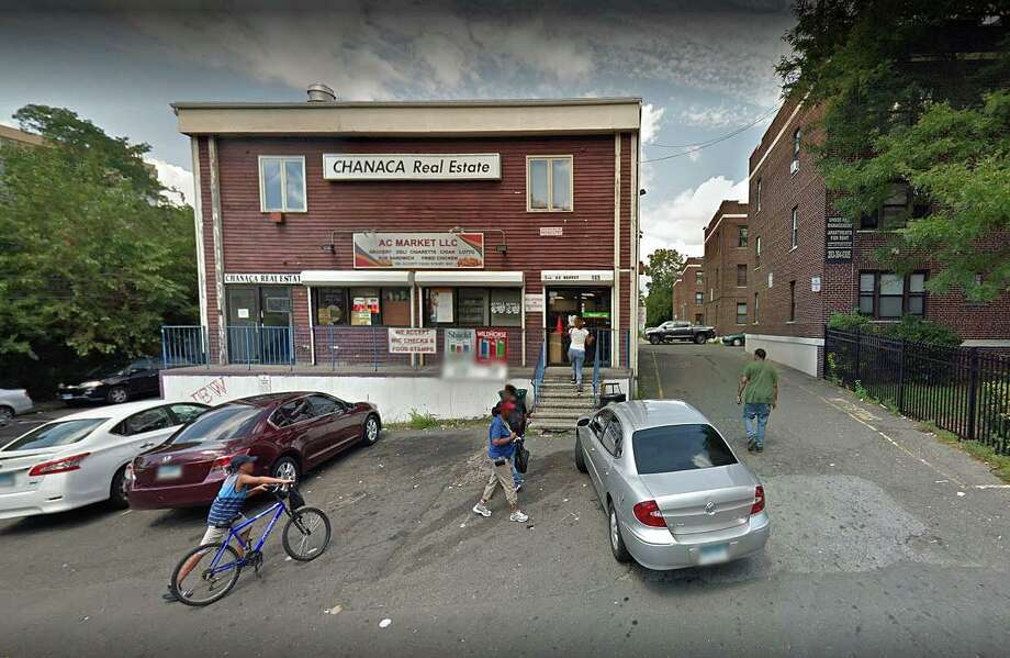 Carrie Saunders Dunbar, of Bridgeport, matched all five numbers on a Cash 5 ticket purchased at A C Market on Washington Avenue in Bridgeport. The $100,000 payout is the biggest prize in the Cash 5 game. The odds of matching all five numbers is 1 in 324,632. Photo: Google Street View Image