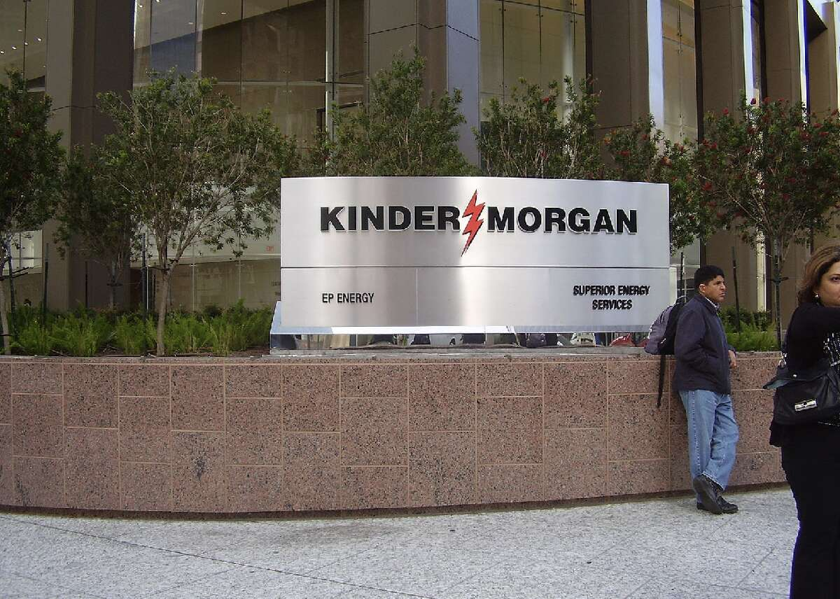 Houston pipeline operator Kinder Morgan Inc. posted a third quarter profit on Wednesday.