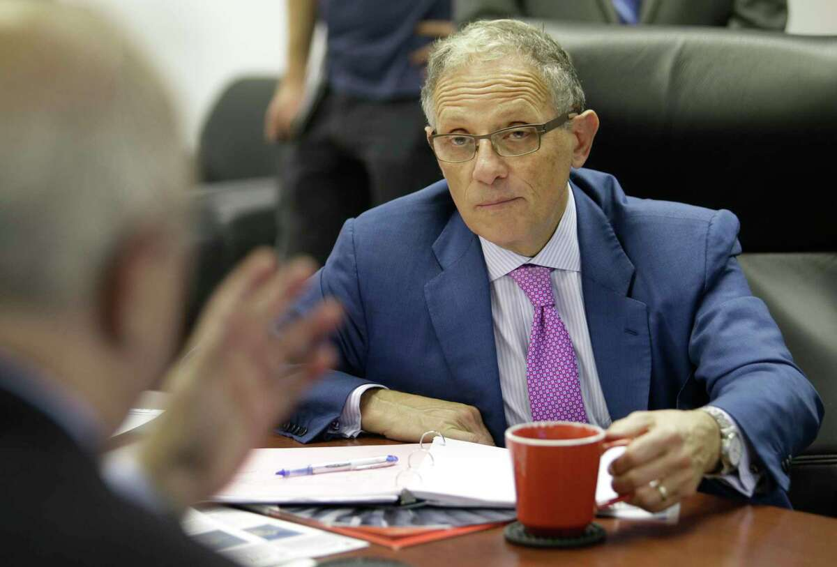 Fred Hochberg in February 2016 in Houston, during his tenure as head of the Export-Import Bank of the United States.