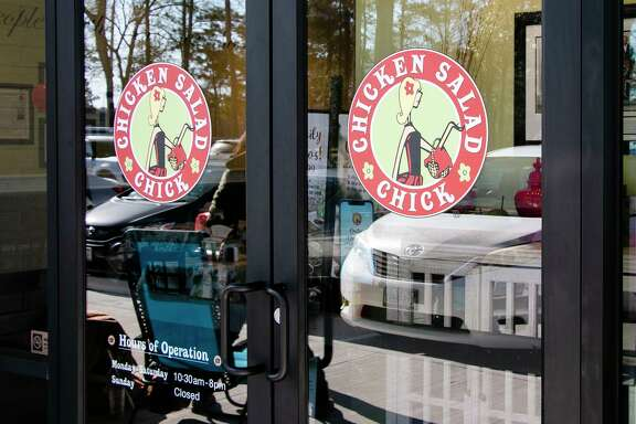 Chicken Salad Chick opened their new Kingwood store on Jan. 21 with a Lake Houston Chamber of Commerce ribbon cutting. The first week included different daily specials for the first 100 customers with a line waiting outside the door on the first day.
