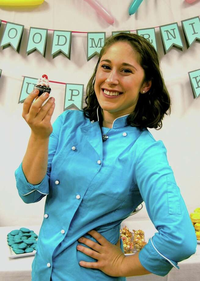 Adrianna Robles, pastry chef and owner of Good Morning Cupcake Photo: Contributed