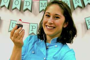 Adrianna Robles, pastry chef and owner of Good Morning Cupcake
