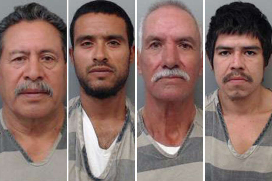 Seven people have been arrested as part of Operation Gotcha, an initiative that targets those who fail to appear in court, according to the Webb County Sheriff's Office. Photo: Courtesy