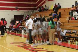 The Lady Lions are trying to get back in the playoffs in 16-6A after going 14-0 in district last year.