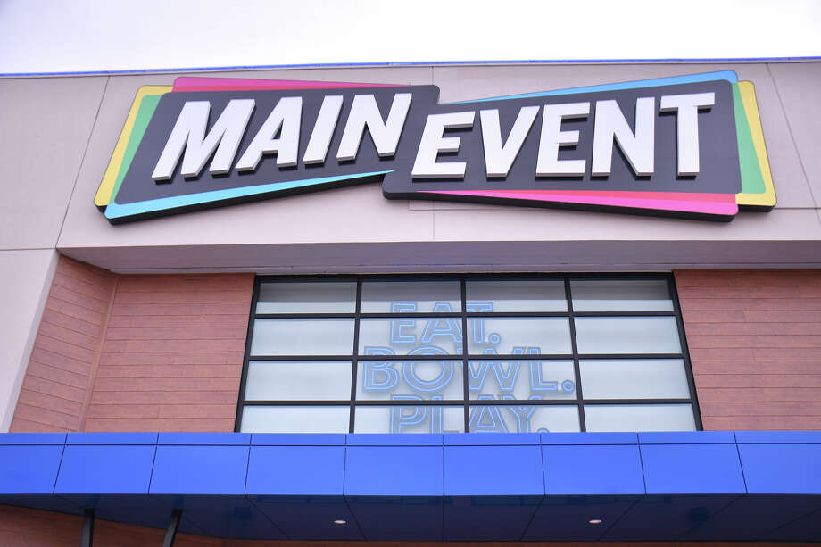 Laredo's newest family entertainment center, Main Event, is set to open soon at Mall del Norte. Photo: Cuate Santos/Laredo Morning Times