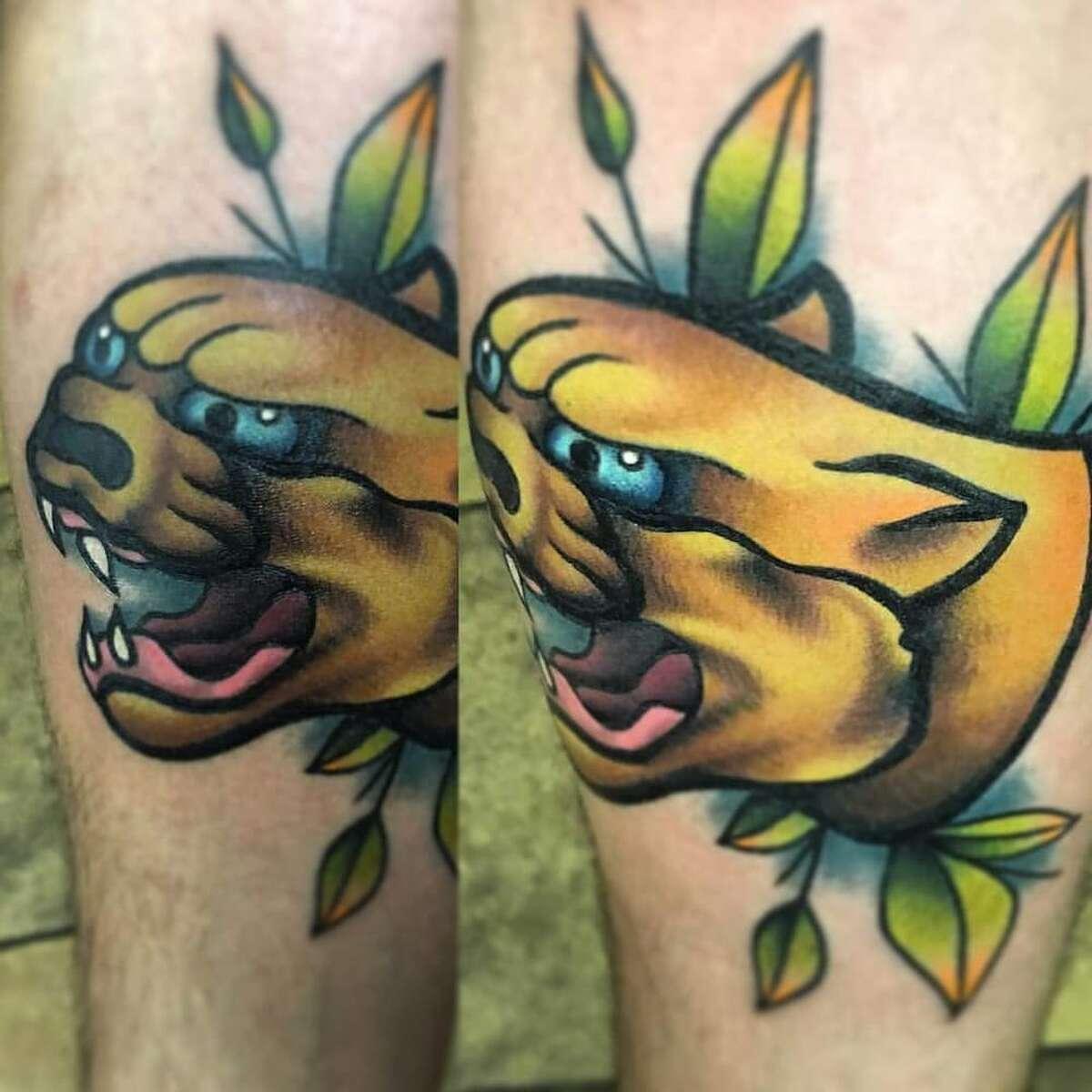 Shocker Tattoo Company, 302 Lark St., Albany.